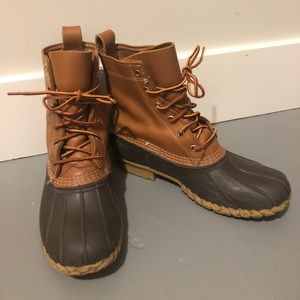 L.L. Bean Winter Boots! Almost New Condition!